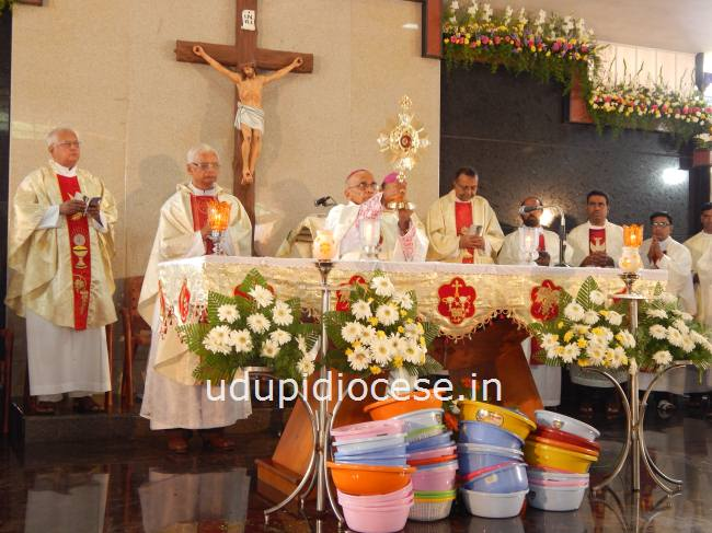 Golden Jubilee and Titular Feast of St Antony celebrated at