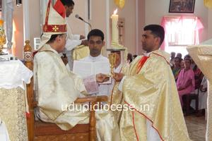 Priestly Ordination of Deacon Ashwin Aranha