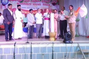 Interreligious Christmas celebrated at Kundapur