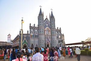The five-day annual feast of St Lawrence Minor Basilica at Attur, Karkal-concluded
