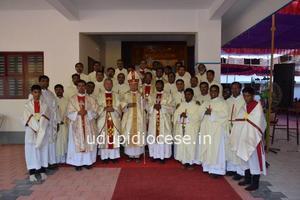 """Inauguration of """"Palloti Vikas"""" Minor Seminary at Miyar"""