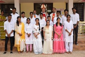 Pastoral Visit to St Antony Church, Koteshwar