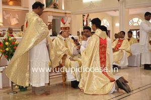 Priestly Ordination of Dn Rolwin Fernandes