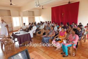 Diocesan Meeting of the Parish Conveners of Commission for Justice and Peace