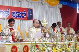 Titular Feast of St. Antony celebrated at Pakala, Belman