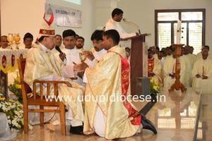 Priestly Ordination of Dn Steevan Fernandes