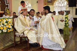 Priestly Ordination of Dn Jovel Olivera, OCD