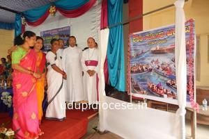 Bishop Gerald Lobo inaugurates SHARADHI Women Federation at Udyavar