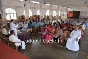Seventh Diocesan Pastoral Council Meeting