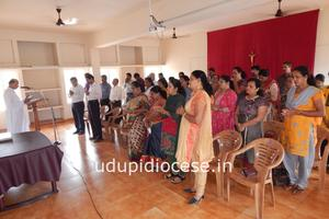 Udupi Diocesan Parish Pastoral Council Secretaries On-going Formation
