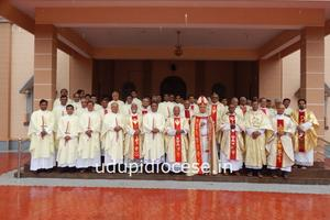 Rev. Dr. Lawrence D'Souza celebrated his Ruby Jubilee of Priesthood