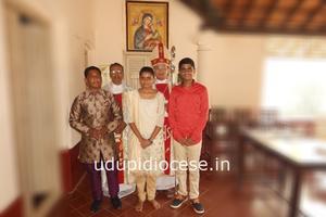 Pastoral Visit to Perpetual Succour Church, Kalathur