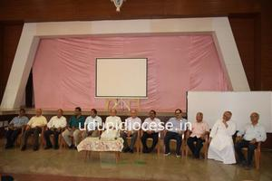 Study Session conducted for the Priests of Udupi Diocese