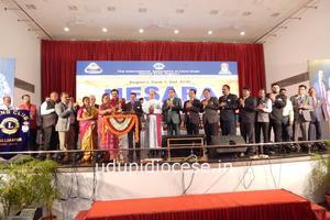 """""""NESARA"""" Lions Gathering at Udupi"""