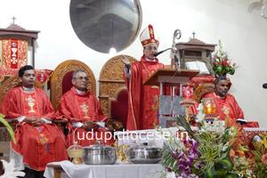 Karkala: Five-day annual feast of St Lawrence Minor Basilica Celebrated with great Joy, enthusiasm and devotion