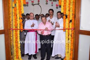 Renovated St Mary's College Auditorium inaugurated at Shirva