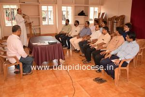 Junior Clergy Gathering at Udupi
