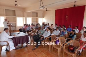 Diocesan Meeting of the Parish Conveners of Commission for Social Communication