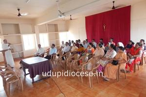 Pastoral Council Meeting of Udupi Deanery
