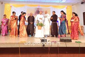 Secular Franciscan Order Celebrated 90 Years in Udupi