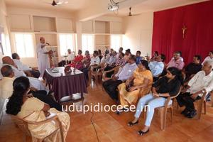Diocesan Catholic Government officers' Get-together