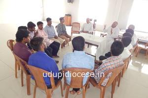Udupi Diocesan Seminarians Get-together