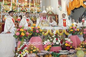 Titular Feast of Our Lady of Miracles celebrated at Milagres Cathedral, Kallianpur