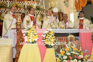 Titular Feast of Our Lady of Miracles Celebrated at Milagres Cathedral