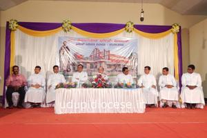 Parish Day of St Dominic Church celebrated at Miyar, Karkal