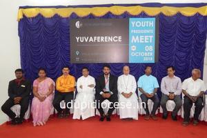 Udupi Diocesan ICYM YUVAFERENCE held at Kalmady
