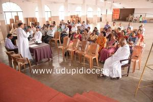 Eighth Meeting of the Diocesan Pastoral Council