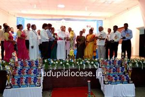 State Level Table Tennis Tournament Inaugurated at Kallianpur