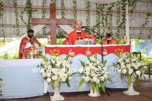 Confirmation at St Francis Xavier Church, Mudarangadi