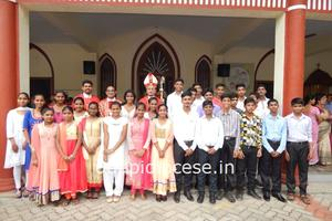 Pastoral Visit to St. Peter Church, Barkur