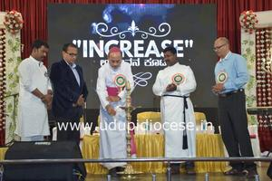 """INCREASE"" Decennial Celebration of Big J TV Channel at Udupi"