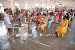 Pastoral commissions Co-ordinators' Meeting at Udupi