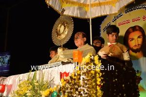 Confraternity Sunday Celebrated at Udupi