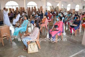Pastoral Commissions Animators' Meeting at Udupi