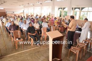 Diocesan Pastoral Council Meeting