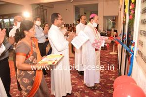 Inauguration and Blessing of the Renovated Administrative Block of St Mary's Educational Institutions, Udupi