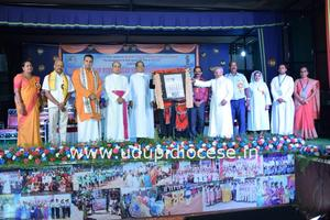 Valedictory function of the Ruby Jubilee of Milagres Kinder Garden School, Milagres Milana – 2020