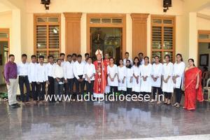 Pastoral Visit to St Peter's Church Pethri