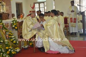 Priestly Ordination of Dn Ivan Joy Martis