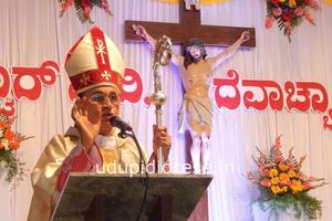 The Feast of Our Lady of Vailankanni Celebrated at Kalmady, Udupi
