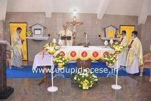 Jos Col Convent Celebrated Golden Jubilee at Belve