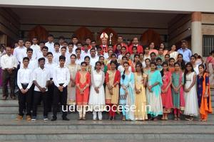Pastoral visit to Holy Family Church, Brahmavar