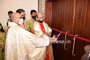 Capuchins' 'Kripa Kiran Counselling Center' Blessed at Nitte